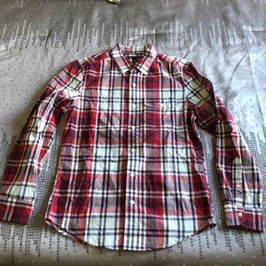 NWOT-Gap Slim Fit Button Down Long Sleeve Shirt